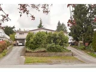 Main Photo: 1139-1141 Cecile Drive in Port Moody: College Park PM House Duplex for sale : MLS® #  V910121