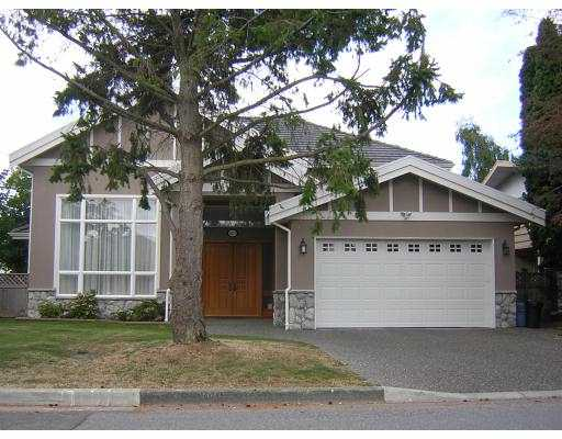 Main Photo: 8851 FAIRDELL in Richmond: Seafair House for sale : MLS® # V673410