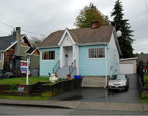 "Main Photo: 230 PRINCESS Street in New Westminster: GlenBrooke North House for sale in ""GLENBROOKE NORTH"" : MLS(r) # V795446"
