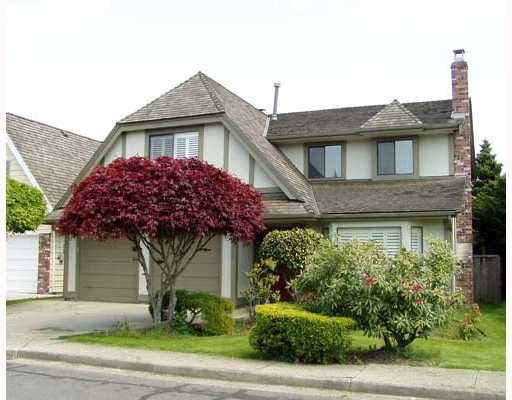 Main Photo: 6551 DAKOTA Drive in Richmond: Woodwards House for sale : MLS® # V648219