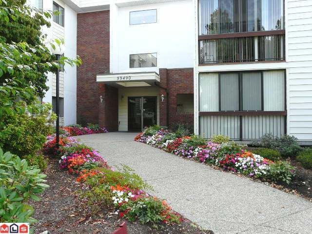 "Main Photo: # 317 33490 COTTAGE LN in Abbotsford: Central Abbotsford Condo for sale in ""Cottage Lane Manor"" : MLS® # F1123731"