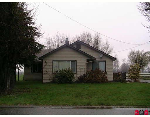 Main Photo: 42285 S SOUTH SUMAS Road in Sardis: Greendale Chilliwack House for sale : MLS® # H2704941