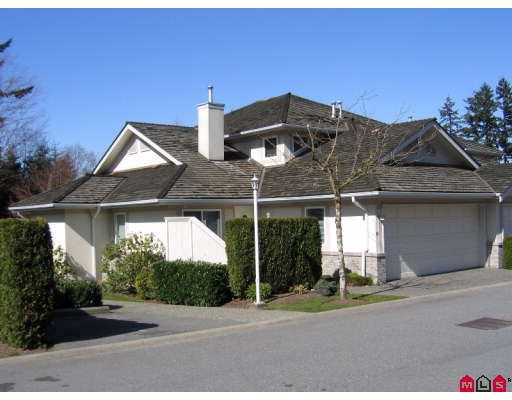 "Main Photo: 16 15099 28TH Avenue in White_Rock: Elgin Chantrell Townhouse for sale in ""The Gardens at Semiahmoo"" (South Surrey White Rock)  : MLS®# F2809505"