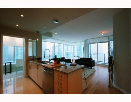Main Photo: # 1103 1211 MELVILLE ST in Vancouver: Condo for sale : MLS®# V760079