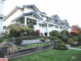 Main Photo: #4 6533 121ST ST in Surrey: Townhouse for sale : MLS®# F1100030