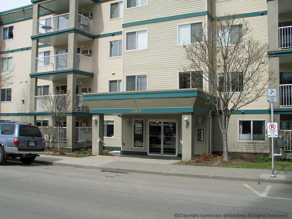 "Main Photo: #202 360 Battle st in Kamloops: Condo  in ""Manor House"" : MLS® # 102493"