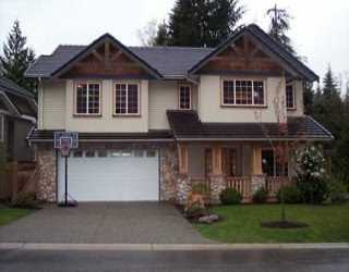 "Main Photo: 23630 ROCK RIDGE DR in Maple Ridge: Silver Valley House for sale in ""ROCKRIDGE ESTATES"" : MLS® # V586570"