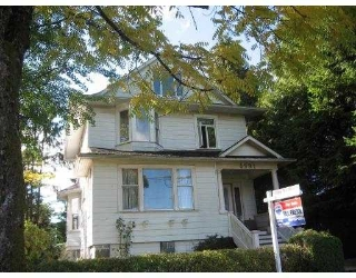 "Main Photo: 4991 PRINCE EDWARD Street in Vancouver: Main House for sale in ""MAIN/FRASER"" (Vancouver East)  : MLS®# V671872"