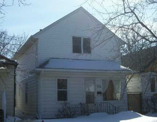 Main Photo: 426 EDGEWOOD Street in WINNIPEG: St Boniface Residential for sale (South East Winnipeg)  : MLS® # 2804232