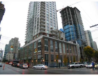 "Main Photo: 602 565 SMITHE Street in Vancouver: Downtown VW Condo for sale in ""VITA AT SYMPHONY PLACE"" (Vancouver West)  : MLS® # V795461"