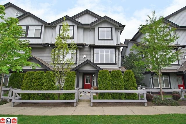 Main Photo: # 11 18839 69TH AV in Surrey: Cloverdale BC Condo for sale (Cloverdale)  : MLS® # F1011045