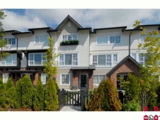 Main Photo: 137 2450 161A Street in Surrey: Condo for sale