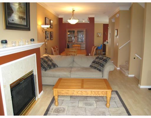 "Main Photo: 94 3880 WESTMINSTER Highway in Richmond: Terra Nova Townhouse for sale in ""MAYFLOWER"" : MLS® # V666982"