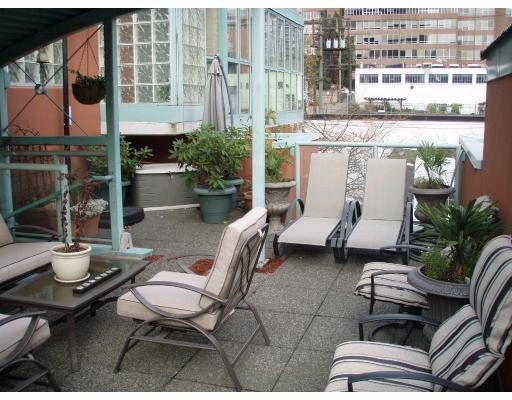 Main Photo: 905 BEACH Avenue in Vancouver: False Creek North Townhouse for sale (Vancouver West)  : MLS® # V676727