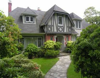 Main Photo: 2562 CROWN ST in Vancouver: Point Grey House for sale (Vancouver West)  : MLS® # V596029