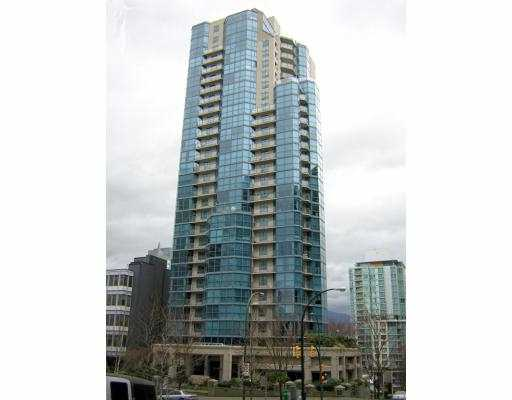 "Main Photo: 1004 1415 W GEORGIA Street in Vancouver: Coal Harbour Condo for sale in ""PALAIS GEORGIA"" (Vancouver West)  : MLS®# V663547"