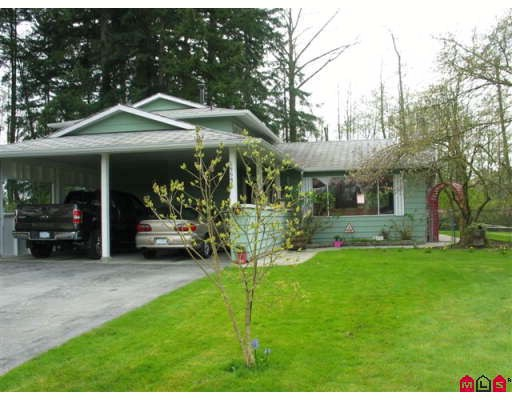 Main Photo: 15530 MADRONA Drive in Surrey: King George Corridor House for sale (South Surrey White Rock)  : MLS® # F2810790