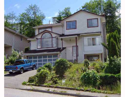 Main Photo: 3156 PIER Drive in Coquitlam: Ranch Park House for sale : MLS® # V655409