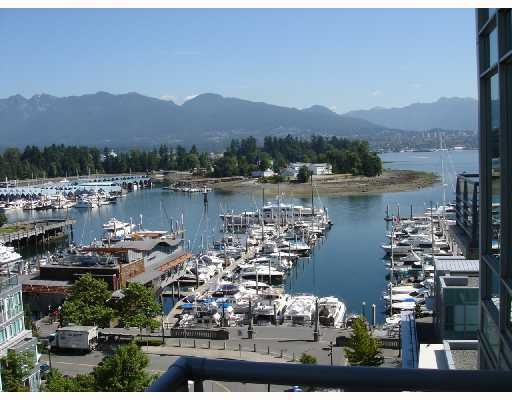 "Main Photo: # 807 590 NICOLA ST in Vancouver: Coal Harbour Condo for sale in ""CASCINA"" (Vancouver West)  : MLS® # V745320"