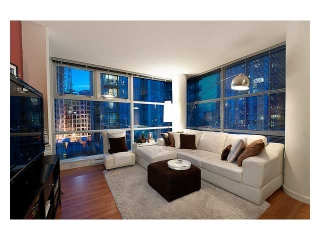 "Main Photo: # 706 111 W GEORGIA ST in Vancouver: Downtown VW Condo for sale in ""111 WEST GEORGIA"" (Vancouver West)  : MLS® # V911690"