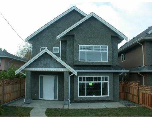 "Main Photo: 8297 NO 1 RD in Richmond: Seafair House for sale in ""SEAFAIR"" : MLS® # V568231"