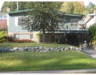 Main Photo: 1216 HEYWOOD Street in North Vancouver: Calverhall House for sale : MLS® # V795868