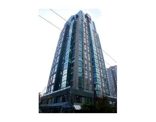 Main Photo: 2107 1188 Howe Street in Vancouver: DT Downtown Condo for sale (VW Vancouver West)  : MLS® # V644211