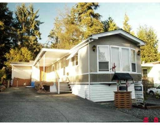 "Main Photo: 35 10221 WILSON Road in Mission: Mission BC Manufactured Home for sale in ""TRIPLE CREEK"" : MLS®# F2723482"