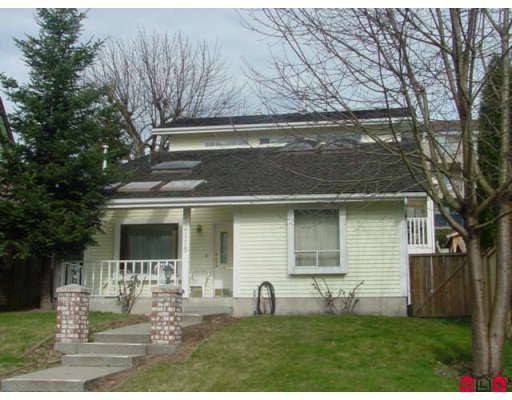 Main Photo: 33119 3RD Avenue in Mission: Mission BC House for sale : MLS® # F2805743