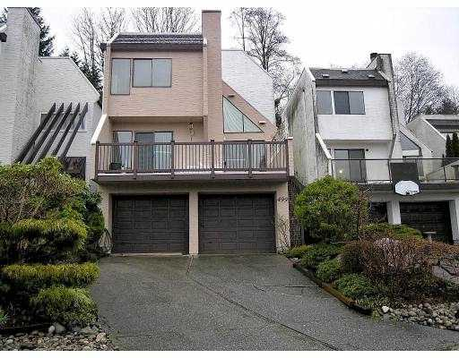 "Main Photo: 499 SAN REMO DR in Port Moody: North Shore Pt Moody House for sale in ""SAN REMO"" : MLS® # V573479"