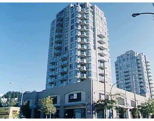"Main Photo: 604 55 10TH Street in New_Westminster: Downtown NW Condo for sale in ""WESTMINSTER TOWER"" (New Westminster)  : MLS® # V654555"