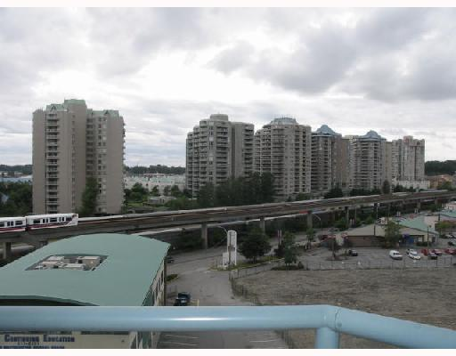 "Photo 3: 604 55 10TH Street in New_Westminster: Downtown NW Condo for sale in ""WESTMINSTER TOWER"" (New Westminster)  : MLS® # V654555"
