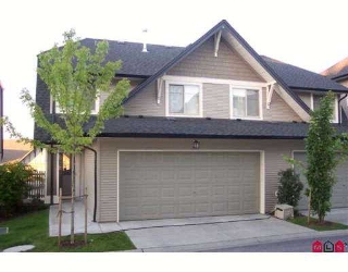 "Main Photo: 16 15152 62A Avenue in Surrey: Sullivan Station Townhouse for sale in ""THE UPLANDS"" : MLS®# F2722783"