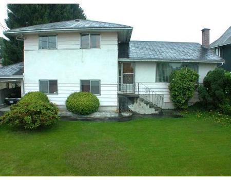 Main Photo: 7100 NO 2 RD in Richmond: House for sale (Canada)  : MLS(r) # V577832