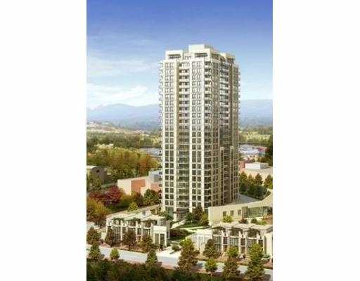 "Main Photo: 602 2979 GLEN Drive in Coquitlam: North Coquitlam Condo for sale in ""ALTAMONTE"" : MLS® # V681571"