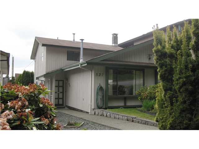 Main Photo: 527 E 22ND ST in North Vancouver: Boulevard House for sale : MLS® # V891150