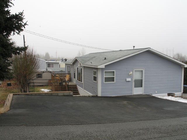 Main Photo: #37-1655 Ord Rd in Kamloops: Manufactured Home for sale : MLS® # 107393