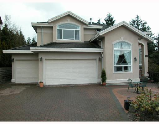 Main Photo: 2989 FORESTRIDGE Place in Coquitlam: Westwood Plateau House for sale : MLS® # V694874