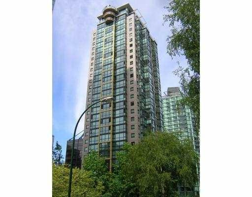 Main Photo: # 1205 1367 ALBERNI ST in Vancouver: West End VW Condo for sale ()  : MLS® # V763694