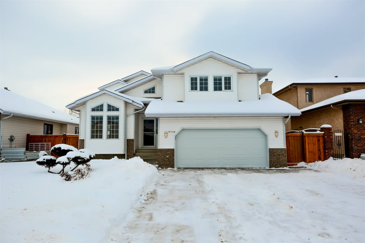 FEATURED LISTING: 5715 152A Avenue Edmonton