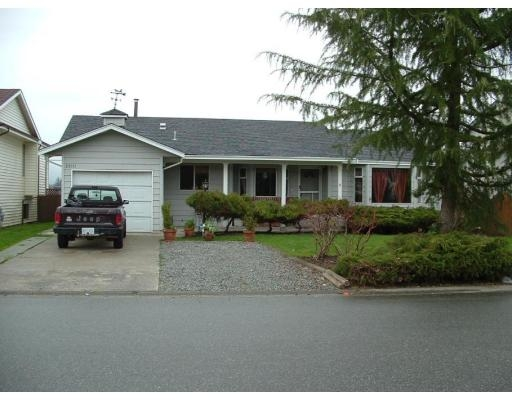 Main Photo: 22111 ISAAC CR in Maple Ridge: WC West Central House for sale (MR Maple Ridge)  : MLS®# V637912