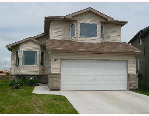 Main Photo: 47 NORTHMOUNT Cove in WINNIPEG: West Kildonan / Garden City Single Family Detached for sale (North West Winnipeg)  : MLS(r) # 2712413