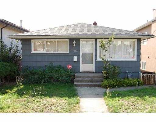 Main Photo: 5326 Clinton Street in Burnaby: South Slope House for sale (Burnaby South)  : MLS® # V788368