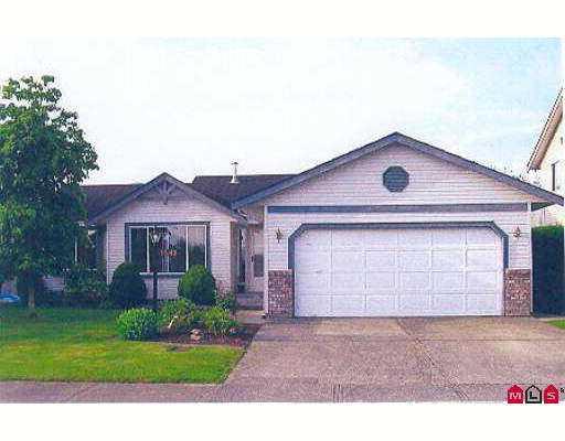 Main Photo: 45140 BLUEJAY AV in Sardis: Sardis West Vedder Rd House for sale (H70)  : MLS(r) # H2602201