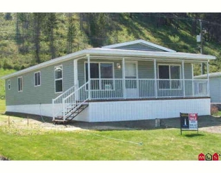 "Main Photo: 11 4510 POWER Road in No_City_Value: FVREB Out of Town Manufactured Home for sale in ""SUBSET HEIGHTS ESTATES MHP"" : MLS® # F2811822"