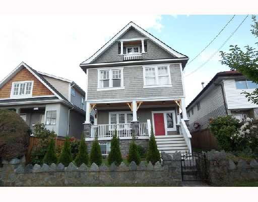 Main Photo: 3369 EUCLID Avenue in Vancouver: Collingwood VE House for sale (Vancouver East)  : MLS® # V793819
