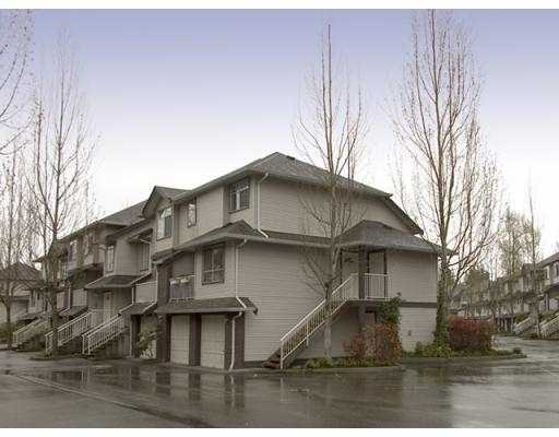 "Main Photo: 2450 LOBB Ave in Port Coquitlam: Mary Hill Townhouse for sale in ""SOUTHSIDE"" : MLS®# V642134"