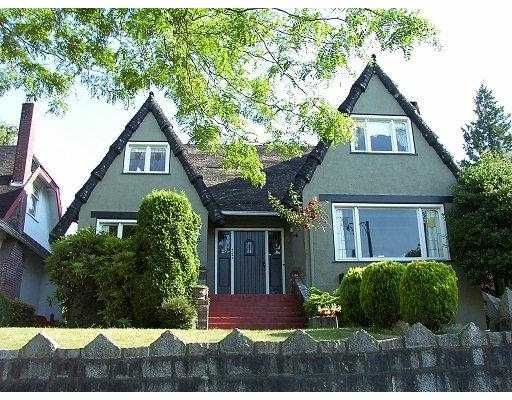 Main Photo: 4260 W 10TH Ave in Vancouver: Point Grey House for sale (Vancouver West)  : MLS® # V643400