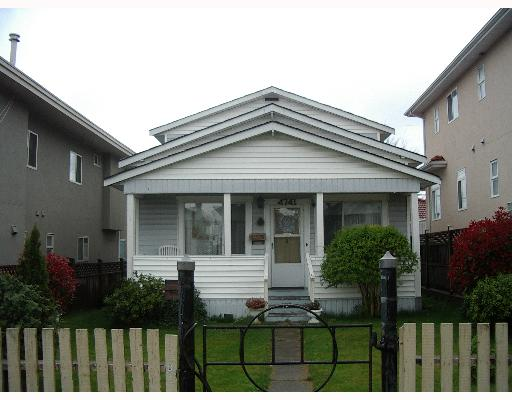 FEATURED LISTING: 4741 GEORGIA Street Burnaby