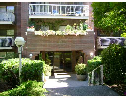 Main Photo: 102 1655 NELSON Street in Vancouver: West End VW Condo for sale (Vancouver West)  : MLS(r) # V674871